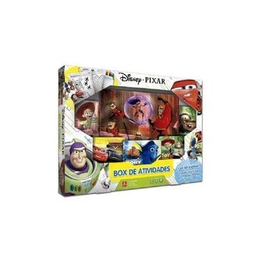 Imagem de Box De Atividades Pixar Disney