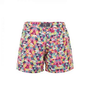 Shorts Infantil Flamingando > de 9 a 10 anos