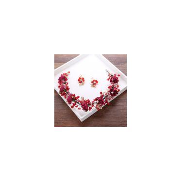 FD459 Cabelo Headband elegante Banda nupcial cabelo Tiara Acessórios Faixa de Cabelo-S