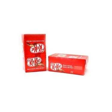 Chocolate Nestlé Kit Kat Caixa com 24 Unidades