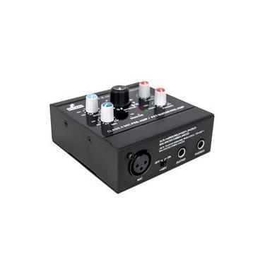 Interface De Audio Usb Arcano 2 Entradas, 1 Saida, 24 Bits, Phanton Ot-1