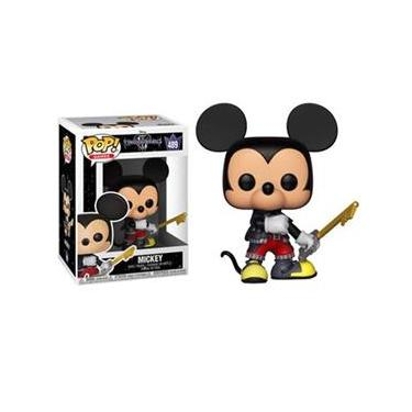 Imagem de Funko Pop Games: Disney Kingdom Hearts 3 - Mickey 489