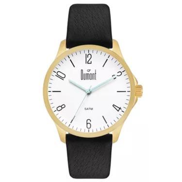 e6e4983403ce4 Relógio Masculino Dumont Berlim DU2035LVV 2B Dourado