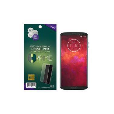 Película Hprime Curves Pro Motorola Moto Z3 Play - Cobre Toda Tela