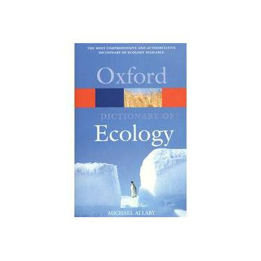 A Dictionary of Ecology - Oxford - 9780198609445