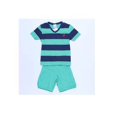 Pijama Pepila Space Verde - Pepila