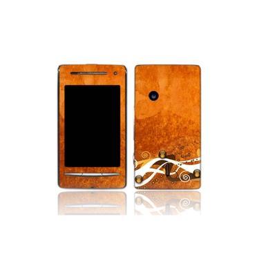 Capa Adesivo Skin371 Sony Ericsson Xperia X8 E15