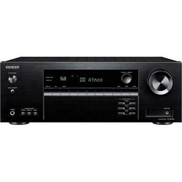 Receiver Onkyo TX-SR494 Dolby Atmos e DTS: X HDR (120v)