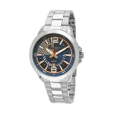 Relógio de Pulso Masculino Esportivo Aço   Joalheria   Comparar ... 0478fdb215