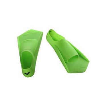 Nadadeira de Natação Arena Powerfin / Verde / 37-38 (BRA)
