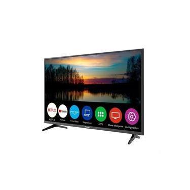 """Imagem de Smart TV LED 40"""" Panasonic TC-40JS500B, HD, 2 HDMI, USB, 60Hz"""