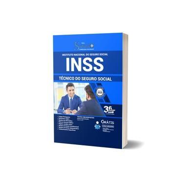 Imagem de Apostila INSS - 2020 Técnico do Seguro Social - Ed. Solução