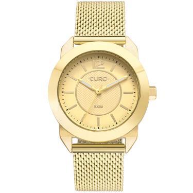 016363a806c Relógio Euro Analógico Feminino EU2036YLS 4D