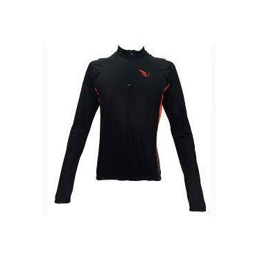 Camiseta Bike Half Sol Gradient M Red Villa Sports