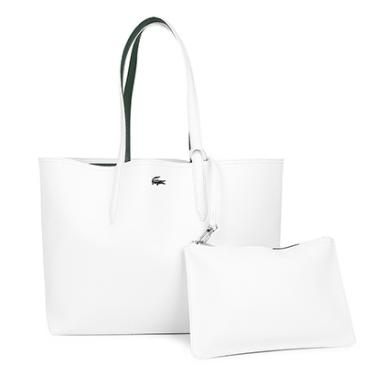 969c6532072 Pechinchas-20% Kit de Bolsa Shopper Lacoste + Nécessaire Feminina - Feminino