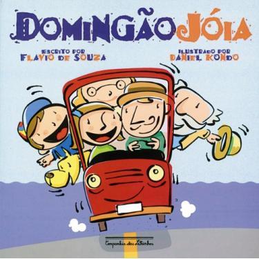 Domingao Jóia - Souza, Flávio De - 9788585466954