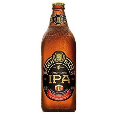 Cerveja Baden Baden American Ipa 600ml