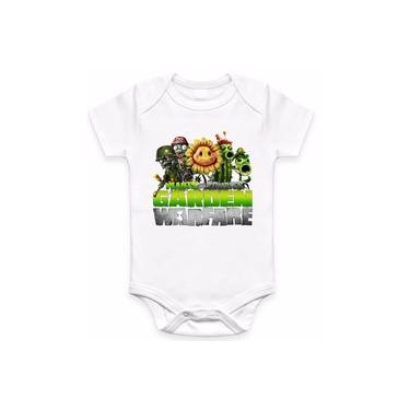 Body Infantil Plants vs Zombies Garden Warfare - Modelo 2