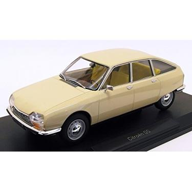 Imagem de 1971 Citroen GS Erable Beige 1/18 Diecast Model Car by Norev