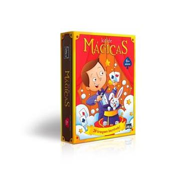 Kit de Mágica Game Office