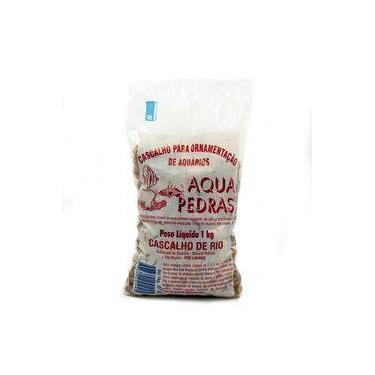 Substrato Para Aquários Aqua Pedras Rio - Tamanho 4