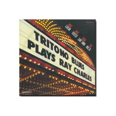 Cd Tritonos Blues - Plays Ray Charles
