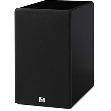 AAT BSF-100 - Par de caixas acústicas Bookshelf Preto