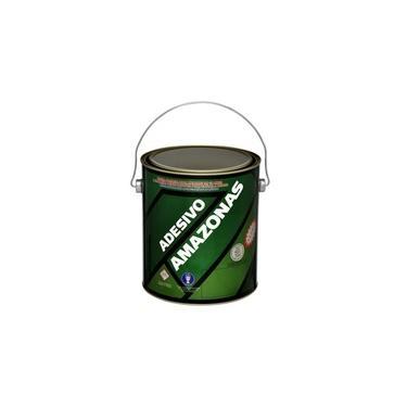 Imagem de Cola De Contato Extra Universal 2,8kg De Sapateiro Amazonas