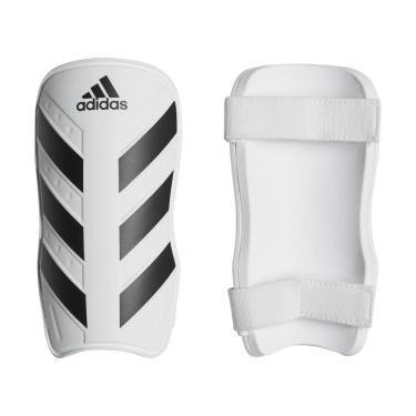 Caneleira Adidas Everlite CW5560, Cor: Branco/Preto, Tamanho: M
