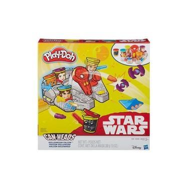 Imagem de Play Doh Massinha Star Wars Millenium Falcon - Hasbro B0002