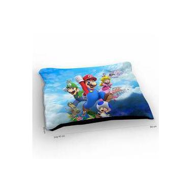 Colchão Para Pet Super Mario Everyone