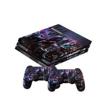 Skin PS4 Pro Watch Dogs 2 B