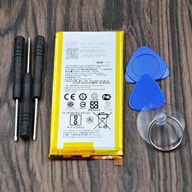 Bateria Motorola Moto Z Play XT1635 Gl40 3300 Mah SEM FERRAMENTAS