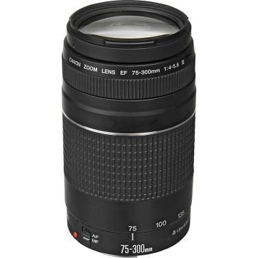 Imagem de Lente Canon Ef 75-300Mm F/4-5.6 Iii**