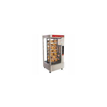 Assador A Gás Rotativo Arke Multi Grill 7 Grades 5 Queimadores Gás Glp - Bivolt