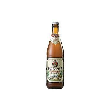 Cerveja Alemã Paulaner Hefe-weiss 500ml