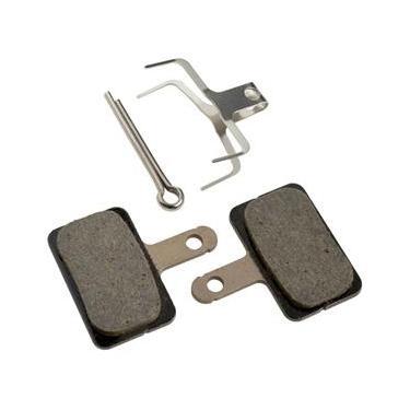 Pastilha de Freio a Disco Shimano B01S em Resina - BR-M486/BR-M445/BR-M575