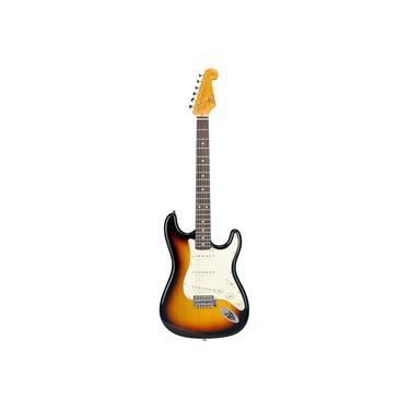 Imagem de Guitarra Sx Vintage Sst62 3ts - 3 Tone Sunburst