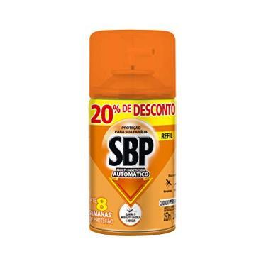 Multi Inseticida Automático Refil 250 ml Embalagem Econômica, SBP, 250 Ml