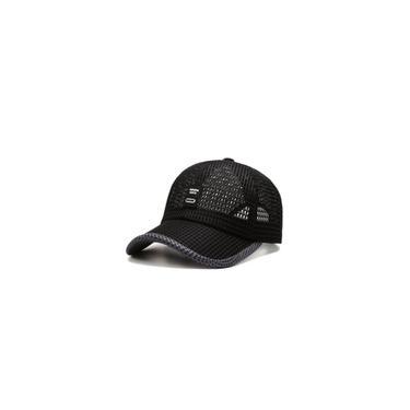 Man Outdoor Leisure sunproof Hat Anti-Sun Pesca boné de beisebol