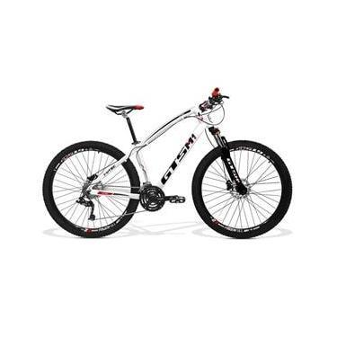 Bicicleta GTS Aro 29 Freio a Disco Hidráulico Câmbio 27 Marchas e Amortecedor | GTS M1 I-Vtec Absolute EL