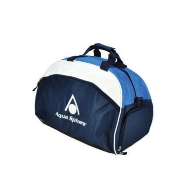Bolsa Treino Aqua Sphere - Azul/Branco