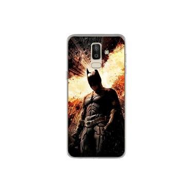 Capa para Galaxy J8 - Batman | O Cavaleiro das Trevas Ressurge