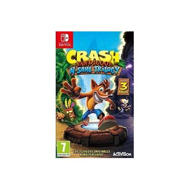 Crash Bandicoot N Sane Trilogy - Switch