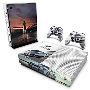 Skin Adesivo para Xbox One Slim - Forza Motorsport 7
