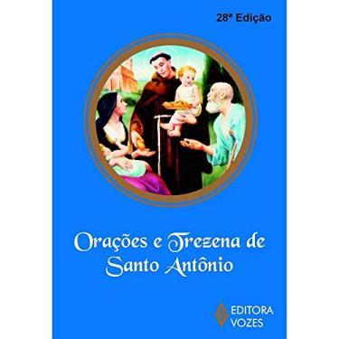 Orações E Trezena De Santo Antonio - Capa Comum - 9788532600264