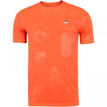 Camiseta Fila Treknology - Masculina Fila Masculino