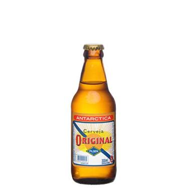 Cerveja Original 300 ml (One Way)