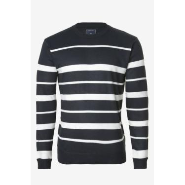 Suéter Casual Listrado Avenida