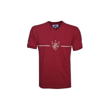 Camisa Liga Retrô Fluminense Grená 12